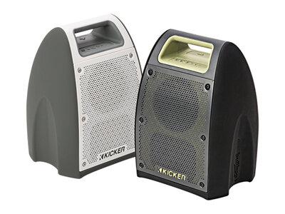 Bullfrog BF400 Bluetooth Music system Grey/White