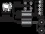 MB Quart GMR-LED